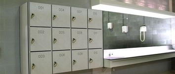 Inter systems - Genk  - Lockers